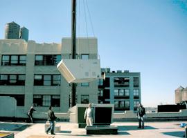 Rigging 10 Ton H/C Rooftop Unit