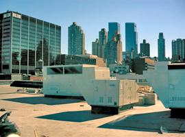 26 Ton H/C Rooftop Unit